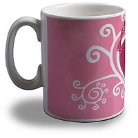 Love In Heart Coffee Mug