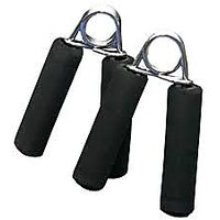 Pair Of Hand Grip Spring Wrist Exerciser With Foam Handle