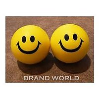 Smiley Balls Set Of Two Pieces