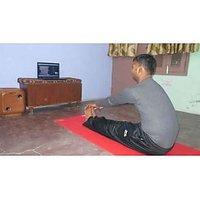 Yoga Training Beginners Online Classes Live, One-on-One 12 Skype Lessons Program