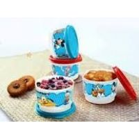 Tupperware Disney Snack Cups (set Of 4)