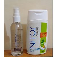 Nitor Hair Serum+Nitor Hair Fall Control Shampoo