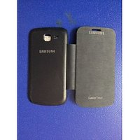 FLIP CASE COVER FOR SAMSUNG GALAXY TREND DUOS /S DUOS /DUOS 2 B/W