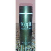 Toppik Hair Building Fiber- 25gm-black-original With Sealed Pack Bottle