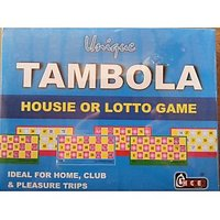 Tambola Complete Set With Coins And Slips Copy