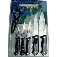 Hunter 7 PC Knife Set