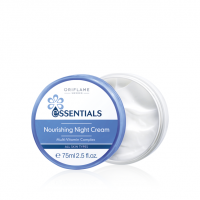 Essentials Nourishing Night Cream - 75 Ml