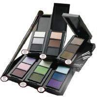 Beauty Colour Pro Eye Shadow Trio (Smoky Brown) - Wt 2.7g