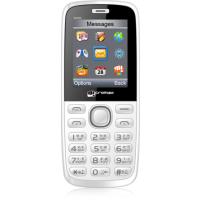 Micromax GC222 GSM + CDMA DUAL SIM MOBILE WITH CAMERA & DIGITAL ZOOM WHITE