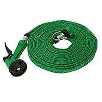 2 Pcs Multifunctional Water Spray Gun / Hose Pipe/ Garden Tool 10 Meteres