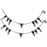 Feel Joyful With AMAN Silver Anklets For Casual Wear And Fine Jewellery