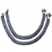 Feel At Ease With AMAN Silver Anklets For Casual Wear And Other Wedding Rings