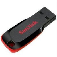 Pack Of 3 Sandisk 8GB Cruzer Blade Pendrive+SAME DAY DISPATCH