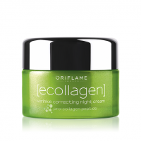 Ecollagen Wrinkle Correcting Night Cream - 50ml