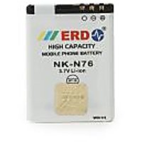 ERD Compatible Mobile Battery For NOKIA N76