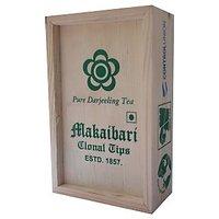 MAKAI BARI PURE ORGANIC DARJEELING TEA -CLONAL TIPS 50 GRAMS ONE CHEST