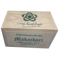 MAKAI BARI PURE ORGANIC DARJEELING TEA -SIGNATURE 50 GRAMS ONE CHEST