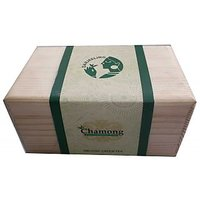 Green Tea - Chamong Organic DARJEELING GREEN TEA 100 GRAM IN WOODEN BOX