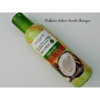 Ori FlameNature Secret Shampoo For Dry And Damaged Hair Wheat And Coconut -100ml
