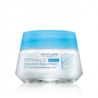 Optimals White Oxygen Boost Day Cream + Night Cream - Each 50ml
