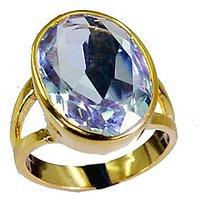 Riyo Enthralling Blue Topaz Ring SRBTO7-10047