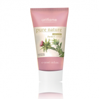 Pure Nature ORGANIC Burdock Extract Purifying Clay Mask - 50 Ml