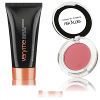 VeryMe Peach Me Perfect Skin Glow - Dark + Cherry My Cheeks(Coral)