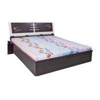 Mavi Flower King Size Double Bed-134