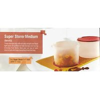 Tupperware Super Storer Medium- 3.5 Litre - Set Of 2
