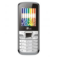 Josh JB 63+ Dual Sim Multimedia Mobile (Black)