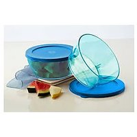 Clear Bowl  SET Large Medium Small(Set Of 3)