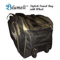 Blumelt Stylish Travel Bag with Wheel 20 inch
