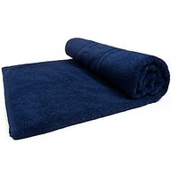 Bath Towel By Jain Retail (100% Cotton) . 1 Piece. Full Size 30x60 Inches - 72205000