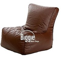 Cozy Bags Bean Chair XL Size Brown Without Beans