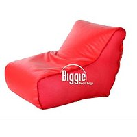 Cozy Bags Bean Chair XL Size Red + Net Without Beans