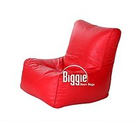 Cozy Bags Bean Chair XL Size Red Without Beans
