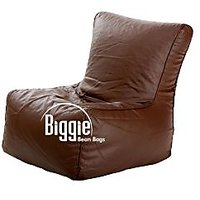 Cozy Bags Bean Chair XXL Size Brown Without Beans