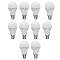 LED Bulb 5  Watt (SET Of 10 Pcs)