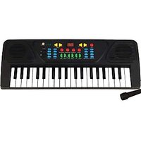 Melody Mixing 37 Keys Musical Electronic Keyboard Piano With Mic