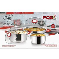 Pogo Chef Series Marvel Kitchen 3 Pcs Set