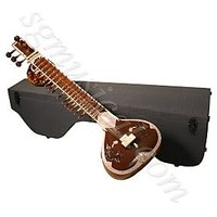 SG Musical Natural Color Sitar – Double Tumba [CLONE]