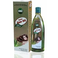 IMC Aloe HERBAL HAIR OIL (200 ML)
