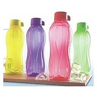 Tupperware Water Bottles (500 Ml) - (Set Of 4)