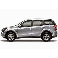 Car Side Beading For Mahindra XUV 500  Moondust Silver Colour