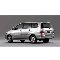 Car Side Beading For Toyota Old Innova Quick Silver Colour
