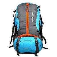 Mount Track Discover Rucksack, Hiking Backpack 45 Ltrs Sky Blue