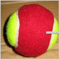 Cricket Tennis Balls Set Of 4 Balls