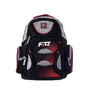 Fitz Black Red Back Pack 414 RD