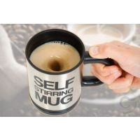 Self Stirring Mug With Lid For Coffee Tea Juices Shakes Buttermilk Tea Cup
