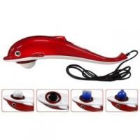 Dolphin Full Body Massager With Attachments By V&G